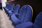 劇場椅子 — ストック写真