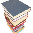 Big stack of books 3 — Stock Photo #7440249