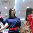 Three mannequins in store — Stock Photo #7440937