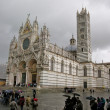Italy - Siena Cathedral - Stock Photo