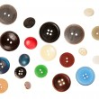 Stock Photo: Many buttons