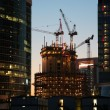 Under construction building — Stock Photo #7444086