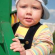 Child outdoor — Stock Photo