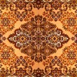 Carpet with pattern — Stock Photo