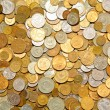 Stock Photo: Pile of coins