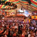 Oktoberfest, Munich, Germany — Stock Photo