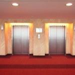 Elevator doors — Stock Photo #7445034