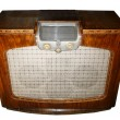 Vintage radio — Stock Photo #7446101