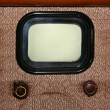 Old tv — Stock Photo #7446104