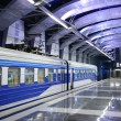 Metro station — Stock Photo #7446616