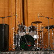 Drum kit — Foto de stock #7446654