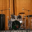 Foto de Stock  : Drum kit
