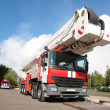 Fire engine — Stock Photo #7447190