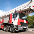 Fire engine — Stock Photo #7447194