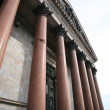 Classical colonnade - Foto Stock