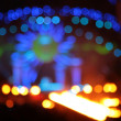 Bokeh abstract lights — Stock Photo #7447617