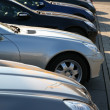 Cars on parking — Stock Photo #7448085