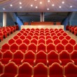 Empty auditorium — Stock Photo