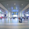 Hall of airport — Stock Photo #7449682