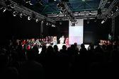 Fashion presentation — Stock Photo