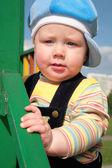 Child outdoor — Stock Photo