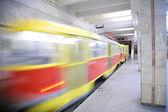 Tranvía rápido en volgogrado — Foto de Stock