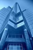 Budynek administracyjny — Zdjęcie stockowe