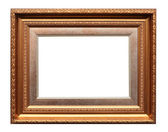 Picture frame baget — Stock Photo