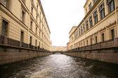 Kanál St.Petersburg — Stock fotografie