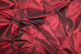 Fabric pleated — Stock Photo