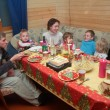 Family supper — Stock Photo #7450063