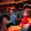 Children in theater — Stock Photo #7450122