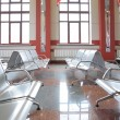 Waiting hall — Stock Photo #7451024