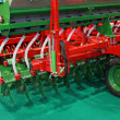 Agricultural machinery - Foto Stock