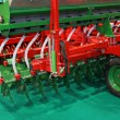 Foto Stock: Agricultural machinery