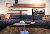 Livingroom interior — Stock Photo