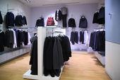 Département de vêtements — Photo