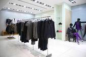 Mulheres com roupas de departamento — Foto Stock