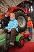 Landbouwmachines — Stockfoto