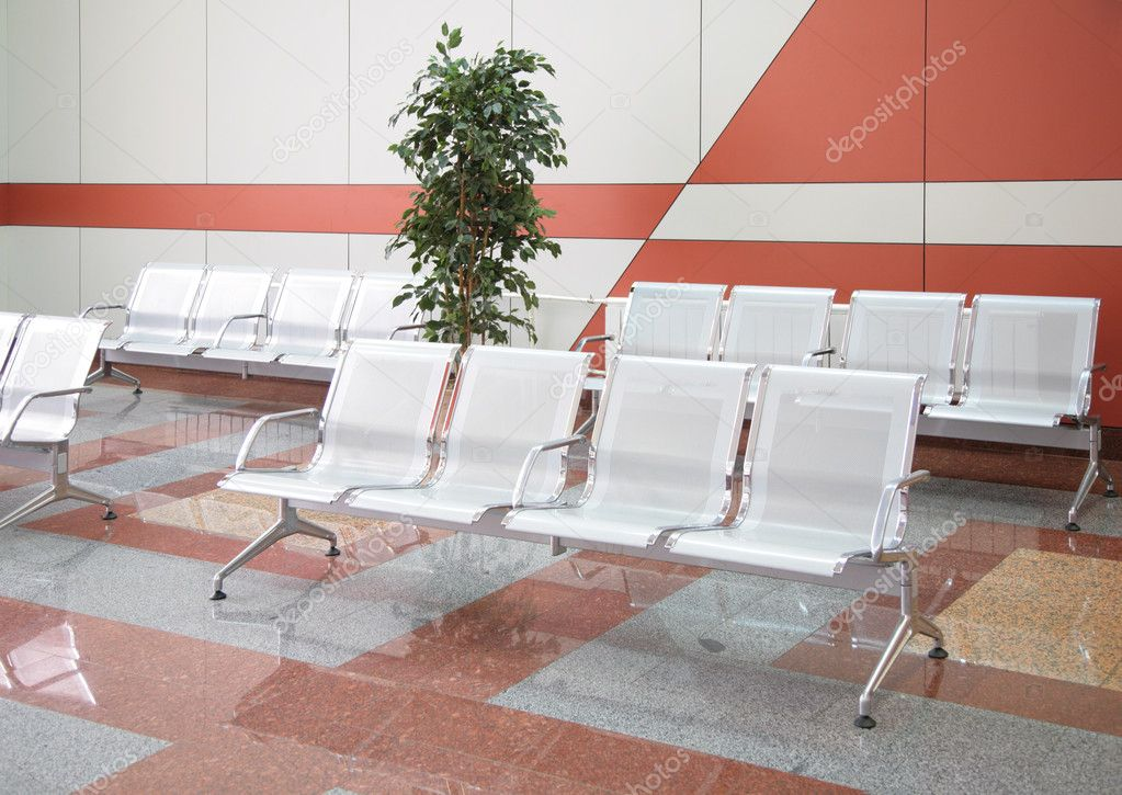 Waiting hall — Stock Photo #7451039