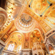 Cathedral of Christ the Saviour in Moskow - ストック写真