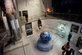 Astronautics museum — Stock Photo