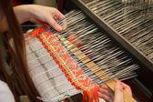 Russian folk craft — Stock Photo