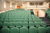 Inredning av hall för konferenser — Stockfoto
