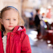 Adorable little girl — Stock Photo #7810288
