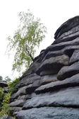 Unique Natural Rocks — Stock Photo