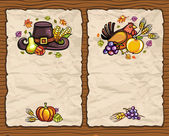 Thanksgiving theme 11 — Stock Vector