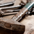 Stock Photo: Hammers