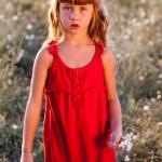 letnie dziewczyny — Zdjęcie stockowe