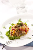 Italian risotto — Stock Photo